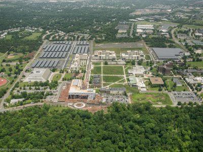 Rutgers University Solar Carport Canopy System – Piscataway, New Jersey