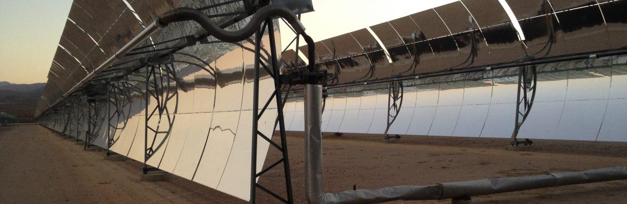 Solar Energy Barstow Solar