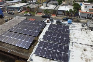 Policlínica Dr. Luis Rodriguez Medical Facility 24.30kW Roof Mounted Solar Array – Carolina, Puerto Rico
