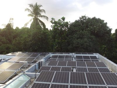 Private Residence- 18.48kW Design And Installation Of Photovoltaic System – San Juan, Puerto Rico