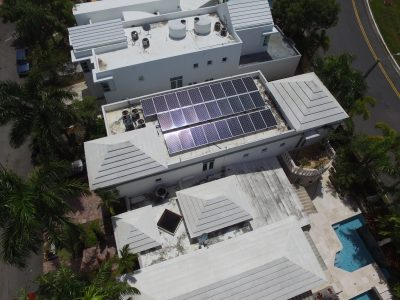 Private Residence – 7.98kW Mounted Solar Array – Dorado, Puerto Rico