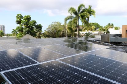 Private Residence – 16.8 KW Roof Mounted Solar Array – Guaynabo, Puerto Rico