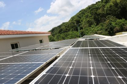 Private Resident – 11.97kW (DC) Photovoltaic System – Dorado, Puerto Rico