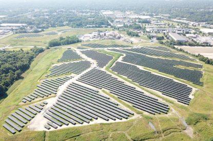 Cinnaminson Landfill Solar Project, NJ